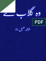 Wo gulab lamhy novel
