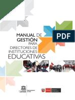 Manual Del Director Unesco