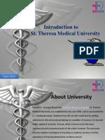St. Theresa Medical University-converted