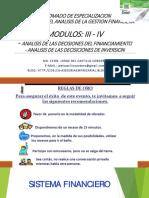 Diplomado de Especializacion-modulo III-IV