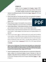 Philippine Law Doctrines IV