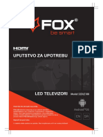 FOX LED 32DLE188