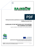 A2.1. RAINBOW Methodology for Design IQ and Write LOs