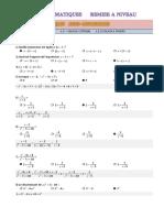 qcm 1222 calculs simples corr
