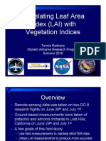 LAI Presentation