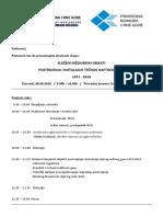 Agenda Program Rada Stručni Skup Jun 2019.