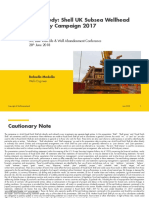 1330 Case Study Shell UK Subsea Wellhead Recovery Campaign 2017