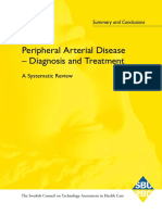 Peripheral Arterial Disease Diagnosis and Treatment2