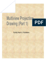 06 Multiview Projection Drawing Part 1