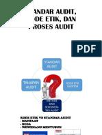 Standar Audit Dasar