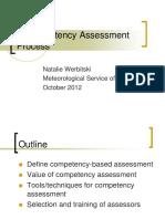 CALMET2012_CompetencyAssessment_Werbitski