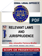 Atty Miraflor Lecture on Laws and Jurisprudence.pptx