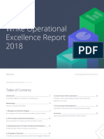 Wrike Operational Excellence Report 2018