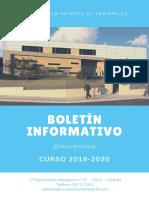 Boletín Informativo El Tablerillo
