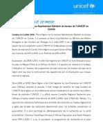 COMMUNIQUE PRESSE Arrivée Nouveau Rep-finale