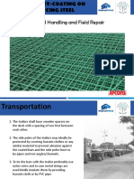 Field Handling of FBEC