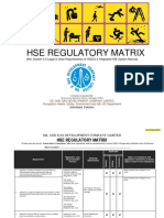 OGDCL's Regulatory Matrix (Rev#04)