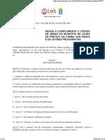 Lei Ordinária 1252 2007 de Lauro de Freitas BA