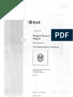 Отчет Kroll 2. Без имен бенефициаров