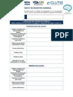 Anexo 1 - Formato de Registro Con Los Datos Generales