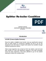 Reliability Presentation Format