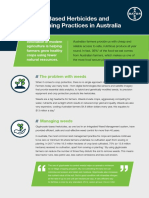 Fact Sheet Modern Farming