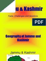 JammuAndKashmir - A Presentation - English