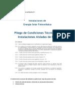 Calculo de La Sección Del Cableado Para Instalaciones FV