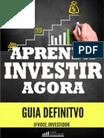 eBook Você Investidor