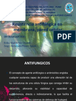 RESISTENCIA ANTIFUNGICA