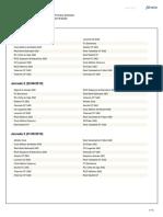 Calendario completo de LaLiga Santander