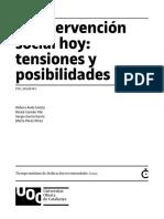 Evaluación e Intervención Psicosocial_Módulo 4_La Intervención Social Hoy; Tensiones y Posibilidade