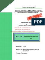 Module n18 Elaboration Des Devis Sur Un Logiciel Metre Tdb Ofppt