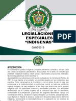 LEGISLACIONES ESPECIALES INDIGENAS