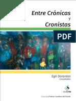 Entre Crnicas y Cronistas - Egli Dorantes Compilador