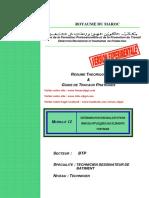 Module n12 Determination Des Sollicitations Simples Appliquees Aux Elements Porteurs Tdb Ofppt