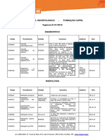 Referencial Odontologia Copel - Jan 2019
