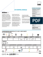 DSE335 Data Sheet