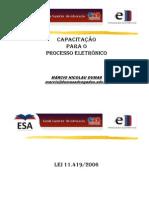 Lei Processo Eletronico