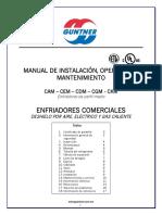 manual de mantenimiento de evaporador