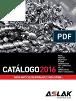 Catalogo 2016 Aslak IGR