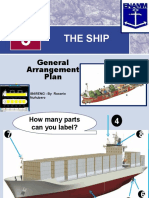 3,1,THE SHIP -EXTERNAL DESCRIPTION .pptx