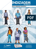 Manual - Orientações Pedagógicas Sobre Aprendizagem Aprofissional
