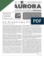 La Aurora 39