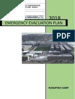 Emergency Plan Updated Rusaiffah Camp