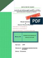 Module n6 Determination Des Dimensions Des Surfaces Et Des Volumes Tdb Ofppt