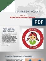 Sukanya Samriddhi Yojana- Government Plan