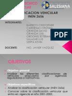 Clasificacion Vehicular (1)