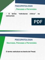 psicopatologia aula