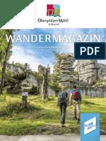 Wandermagazin Oberpfälzer Wald